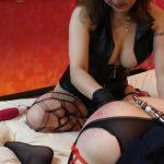 BDSM video ERINA mess anal アナルを弄るエリナ