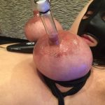 BDSM video Breast Tied suction 乳縛り吸引