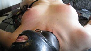 BDSM video Breast full of bruises 痣になった乳房