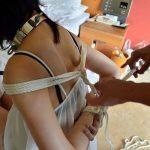 BDSM video 後手縛り 緊縛