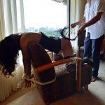 BDSM video supanking whipping ウィッピング画像